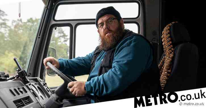 Nick Frost reveals how waking up to his own depression inspired Truth Seekers character: 'I've always suffered, not knowingly'