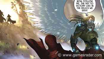 Archangels rediscover Noah's Ark in Knights of the Golden Sun #8 preview