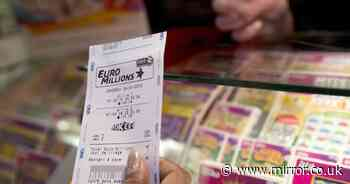 EuroMillions results and draw live - Winning numbers for Friday, October 30