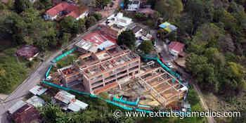Obras de ampliación para colegios de Tena y Silvania avanzan a buen paso - Extrategia Medios