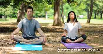 I Started Meditating With My Fiancé, and I Swear It's Making Me a Better Partner - POPSUGAR Australia
