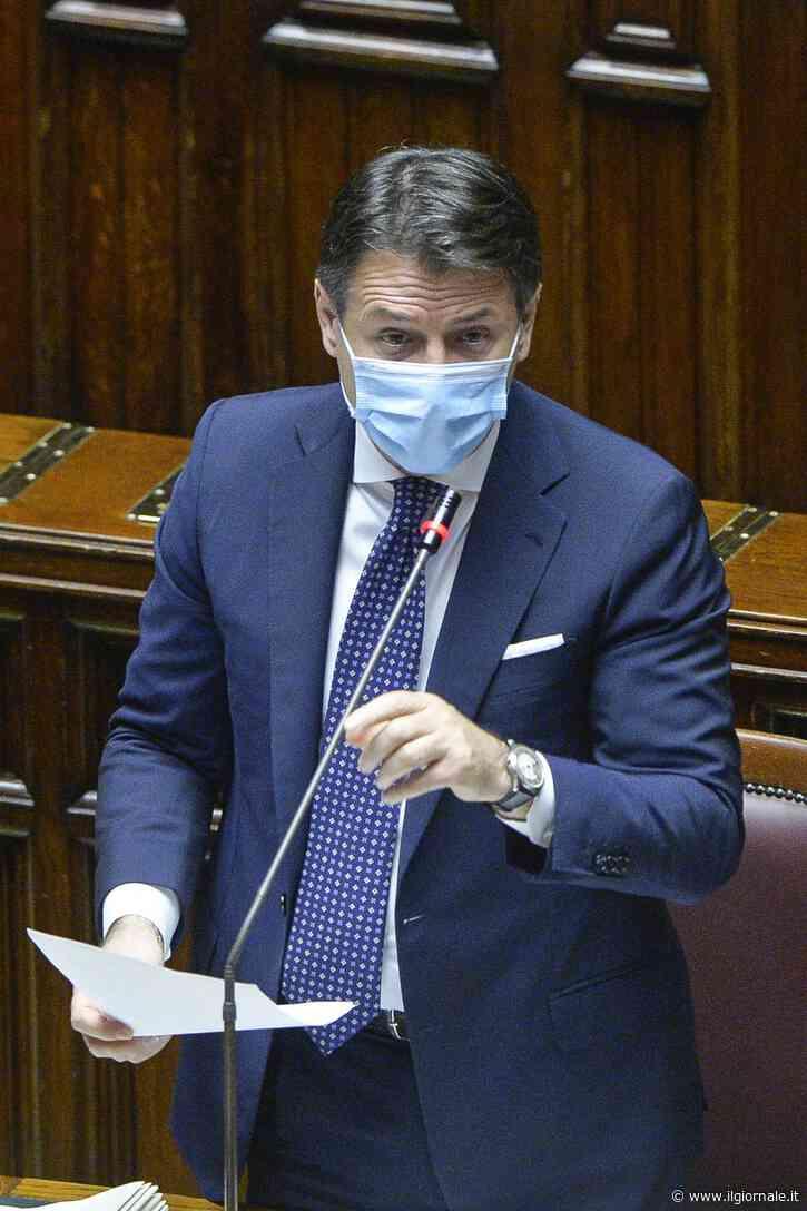 """Conte: """"Lo stop ai licenziamenti prorogato fino a marzo"""""""