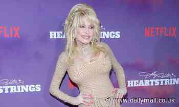 Dolly Parton says she still gets asked if her reclusive husband Carl is real