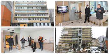 Münster: Mehr Komfort für Patienten und Mitarbeiter
