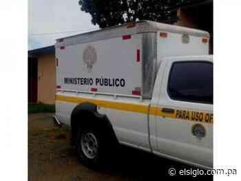 Lo encuentran muerto y amordazado en una cantina en Ocú - El Siglo Panamá