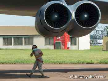 COVID-19 means US Air Force bombers flying around the world are operating in a 'degraded' environment