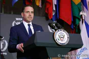 How a fake persona laid the groundwork for a Hunter Biden conspiracy deluge