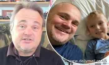 Al Murray says nephew Finley, 7, is 'hanging on' amid his battle with a rare form of leukemia