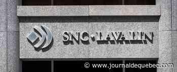 Pertes au 3e trimestre: le titre de SNC-Lavalin recule de près de 10 %