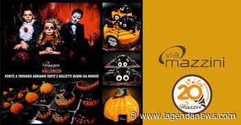 """Alla Gelateria """"Via Mazzini"""" di Alpignano per Halloween tante torte e squisiti dolcetti - http://www.lagendanews.com"""