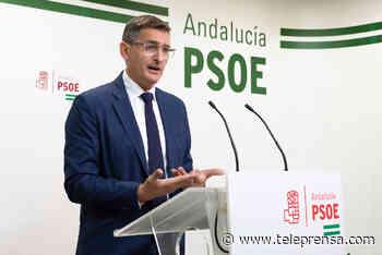 José Luis Sánchez Teruel valora los PGE para Almería - Teleprensa periódico digital