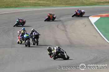 GP de Teruel MotoGP: Timeline vuelta por vuelta - Motorsport Español