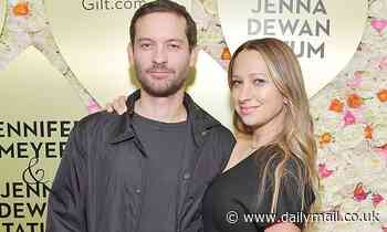 Tobey Maguire's estranged wife Jennifer Meyer, 43, files for divorce