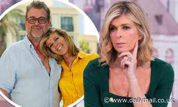 Kate Garraway's husband Derek Draper SPEAKS for the first time amid 7-month COVID-19 battle