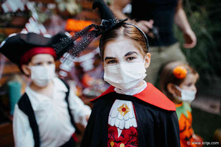 Growing COVID-19 cases has families torn on Halloween celebrations