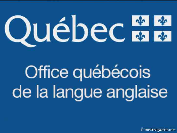 Marketers launch English language office to help companies deal with OQLF