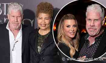 Ron Perlman, 70, asks judge to grant single status from 38 year wife to remarry Allison Dunbar, 47