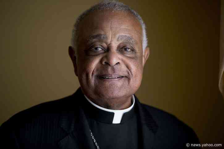 Social issues a priority for cardinal-to-be Wilton Gregory
