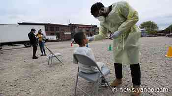 Coronavirus: US sees record-high daily Covid numbers as election nears