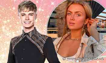 Strictly's HRVY hints at romance with Maisie Smith as he gushes over 'lovely and beautiful' star