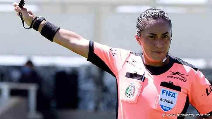 Quién es Lucila Venegas, arbitra ganadora del premio nacional del deporte