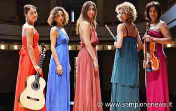 Giostremia Quintet a Cerro Maggiore per Donne In•Canto - Sempione News