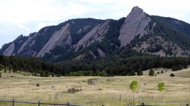 Climber Dies Following Fall From Boulder's 2nd Flatiron