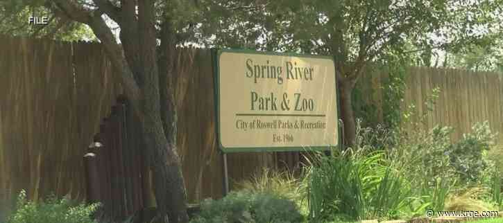 City council committee rejects Roswell zoo fee