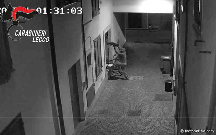Furti in 8 negozi di Oggiono, i Carabinieri arrestano un 40enne - Lecco Notizie