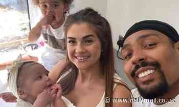 Jordan Banjo reveals fiancée Naomi Courts battled sepsis TWICE following birth of daughter Mimi