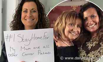 Gogglebox's Nikki Tapper reveals her mother was diagnosed with breast cancer THREE times
