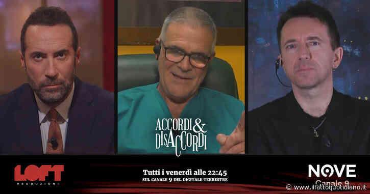"""Coronavirus, Alberto Zangrillo ad Accordi&Disaccordi (Nove): """"Il governo Conte si sta comportando bene. Mi sento garantito"""""""