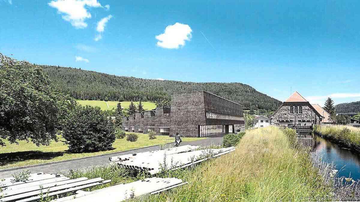 Baiersbronn: Gemeindewerke aus Holz geplant - Baiersbronn - Schwarzwälder Bote