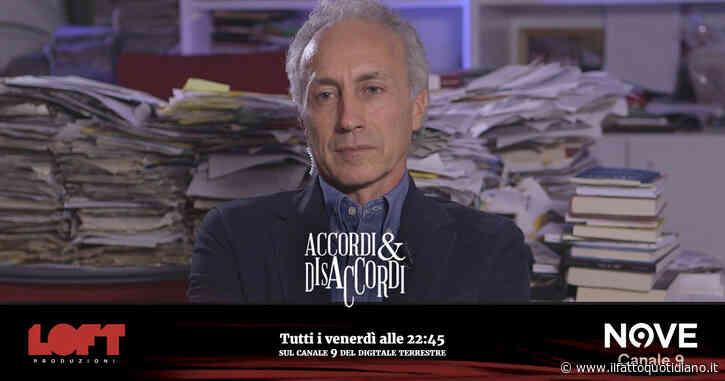 """Coronavirus, Travaglio ad Accordi&Disaccordi (Nove): """"Altro che aspettare, Milano andava chiusa già 15 giorni fa come Napoli"""""""