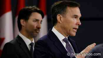 Canada's ex-finance minister Bill Morneau cleared over charity gift