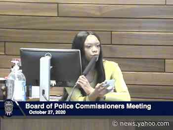 Meet the Kansas City activist who's going viral for her scathing speech at a Board of Police Commissioners' meeting