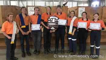 Student breeders comp defies COVID