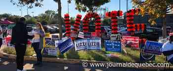 Ils ont (déjà) voté! Mobilisation record des électeurs texans