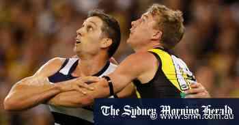 Cats veteran Taylor calls time on his AFL career
