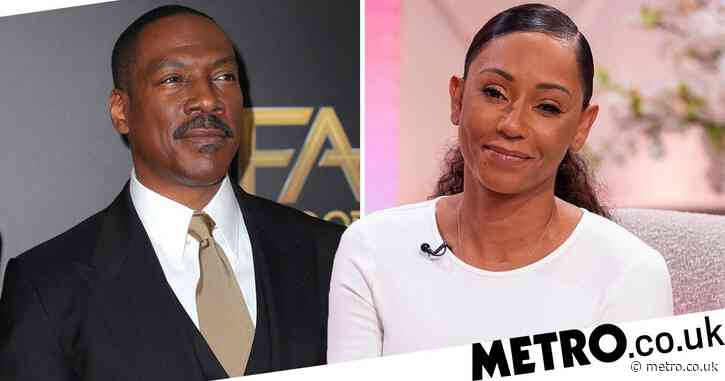 Mel B 'asks ex Eddie Murphy to pay more child support'