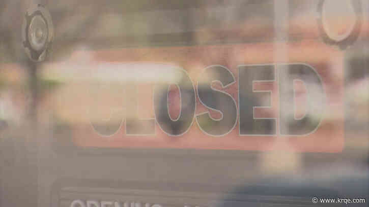 12 New Mexico establishments nearing temporary closure under  COVID-19 Watchlist