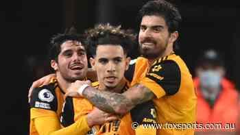 Teen makes dream Premier League debut as Wolves move into third