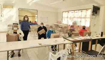 Reparten en Allende despensas saludables [Coahuila] - 30/10/2020 - Periódico Zócalo