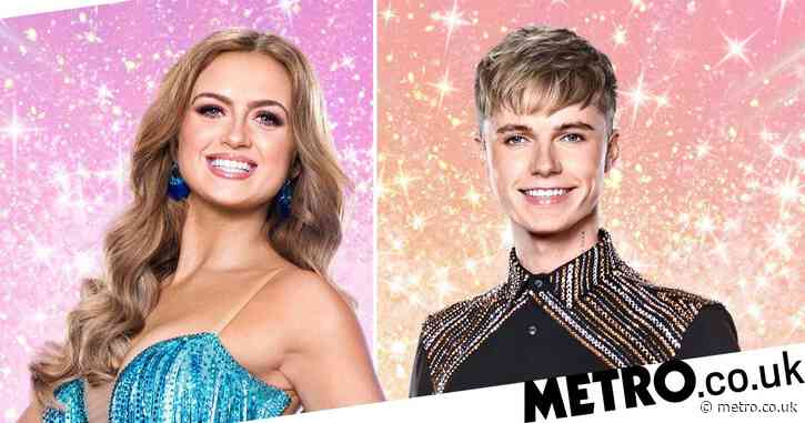 Strictly Come Dancing 2020: HRVY excited to see how things 'blossom' with Maisie Smith