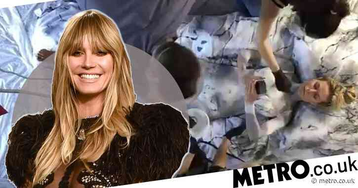 Halloween queen Heidi Klum teases mysterious 2020 costume and we can't wait