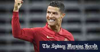Ronaldo recovers from virus and is back for Juventus