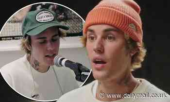 Justin Bieber reflects on having suicidal thoughts and fears he would 'suffer forever'