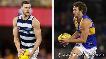 AFL trades live: New Roo Aidan Corr's deal details revealed; Jarrod Brander likely to stay at Eagles