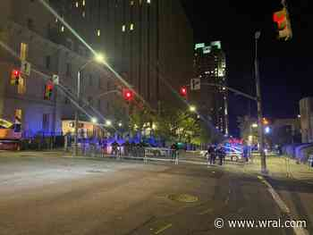 Raleigh mayor enacts curfew, two planned protests canceled