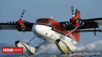SpiceJet: Indian airline turns to seaplanes to boost travel